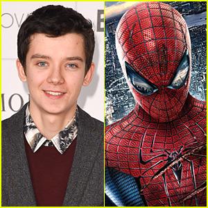 Asa Butterfield Has Been Cast As New Spider-Man