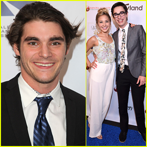 Audrey Whitby & Joey Bragg Couple Up For TMA Heller Awards 2015 with RJ Mitte