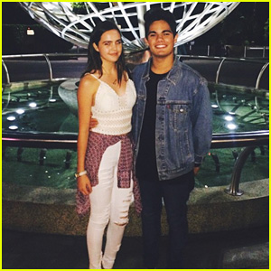 Bailee Madison & FIYM's Emery Kelly Spend Memorial Day Together
