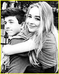 Bradley Steven Perry Confirms He's Dating Sabrina Carpenter