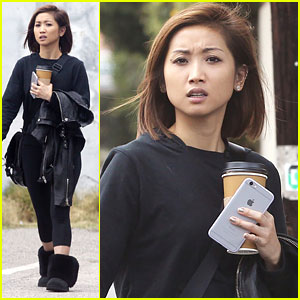 Brenda Song Focuses On Family After Trace Cyrus Instagram Drama