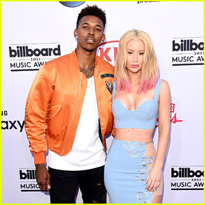 Iggy Azalea Brings Boyfriend Nick Young to Billboard Music Awards 2015!