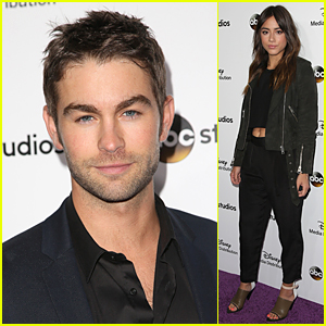 Chace Crawford Makes Us Swoon at Disney Distribution Upfronts
