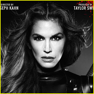 Taylor Swift Reveals Legendary Supermodel Cindy Crawford as Headmistress in 'Bad Blood'
