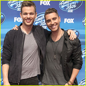 American Idol Winner Nick Fradiani & Clark Beckham Perform 'Centuries' With Fall Out Boy - Watch Now!