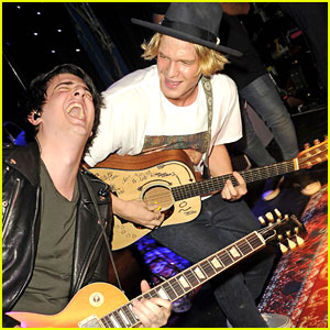 Cody Simpson Loves Music More Every Day
