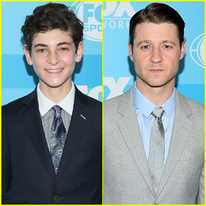 David Mazouz Takes on the Fox Upfronts With 'Gotham' Co-Star Ben McKenzie