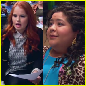 Debby Ryan & Raini Rodriguez Dish on Directing! (Video)
