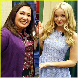 Dove Cameron Joins Melissa de la Cruz For 'Descendants' Book Launch (Exclusive Pics)