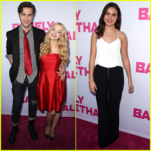Ryan McCartan Supports Girlfriend Dove Cameron At 'Barely Lethal' Premiere