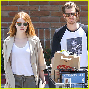 Emma Stone & Andrew Garfield Are Officially Back On!