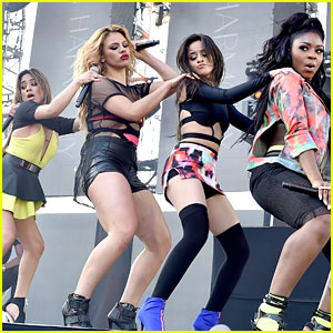 Fifth Harmony Work It At Wango Tango 2015