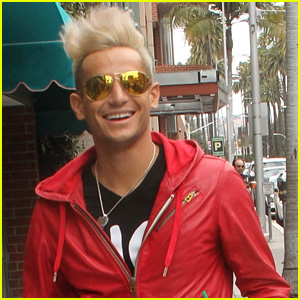 Frankie Grande Honors His Mom on Mother's Day