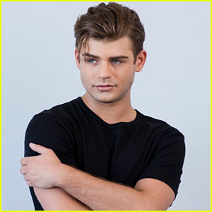 Teen Beach 2's Garrett Clayton Pays Tribute To Mom In 'Zooey' Mag