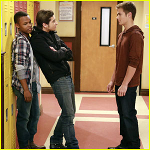 Girl meets world lucas fight