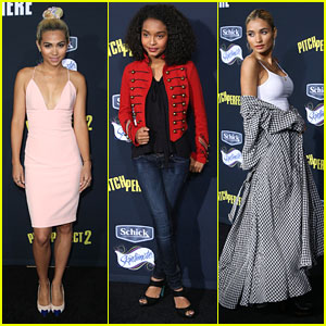 Hayley Kiyoko Hits 'Pitch Perfect 2' Premiere After Announcing Summer Tour Dates