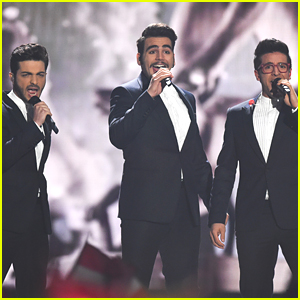 Il Volo Take Third Place At Eurovision Song Contest 2015