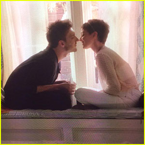 Italia Ricci & Scott Michael Foster: Sneak Peek At 'Chasing Life' Season Two!