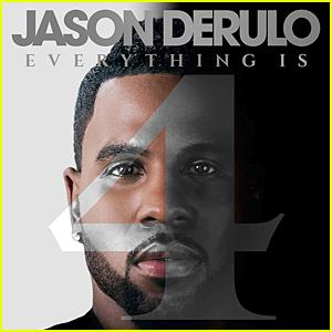 Jason Derulo Streams New Album 'Everything Is 4' - Listen Now!