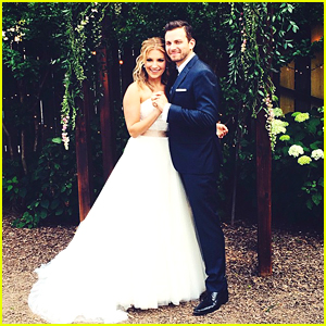 Jordan Pruitt & Brian Fuente Share Gorgeous Photos After Nashville Wedding