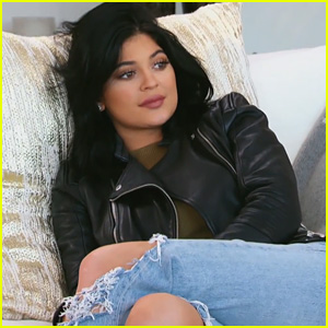Watch Kylie Jenner Talk About Her Lip Fillers (Video)
