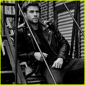 Liam Hemsworth Makes Us Swoon in New Diesel Campaign Photo