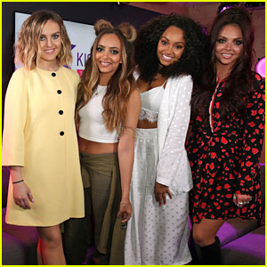 Little Mix Stop By KISS FM After Dropping New Single 'Black Magic'