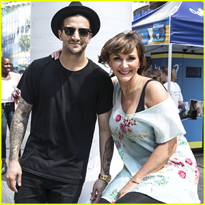Mark Ballas & Mom Shirley Get Their Dance On At 'What's Your Why' Smoke Swap Event