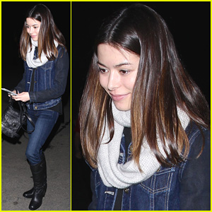 Miranda Cosgrove Hits Up the Lana Del Rey Concert After Her 22nd Birthday!