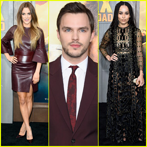 Nicholas Hoult Makes Us Swoon at the 'Mad Max: Fury Road' Premiere