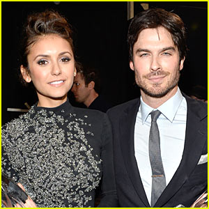 Nina dobrev comments on ian somerhalders marriage to nikki reed nina dobrev comments on ian somerhalders marriage to nikki reed junglespirit Images