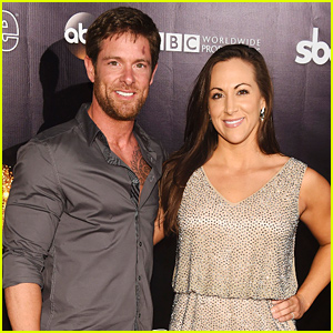 Noah Galloway & Girlfriend Jamie Boyd Get Engaged During 'DWTS'!