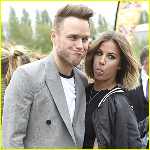 Olly Murs Joins Caroline Flack In Manchester for 'X Factor' Auditions