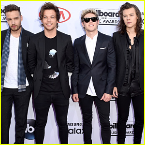 One Direction Guys Thank Zayn Malik During Billboard Music Awards 2015 Speech (Video)