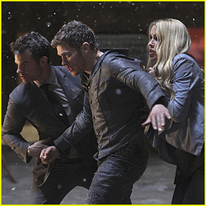 Klaus Is Ready To Protect Baby Hope Will All He Has In Tonight's 'The Originals'