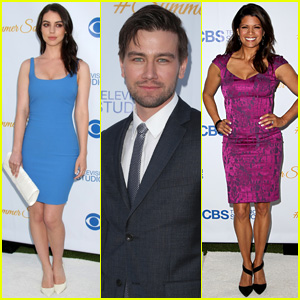 'Reign' & 'Jane the Virgin' Casts Mingle at CBS Summer Soiree 2015