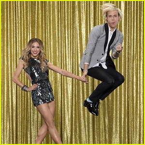 Riker Lynch & Allison Holker Do the Paso Doble Again for 'DWTS' Finals - Watch Now!