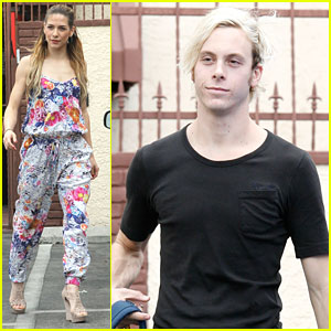 Riker Lynch Says This Dance Is His Favorite From 'Dancing With The Stars'