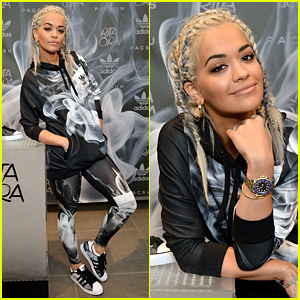 Rita Ora Gets the Race Started in 'Fast & Furious - Supercharged' Promo (Video)