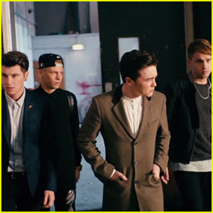 Rixton Get Down With Soul Train In New 'We All Want The Same Thing' Music Video - Watch Now!