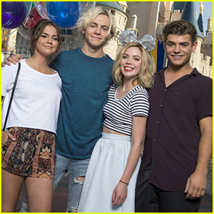 Ross Lynch & Maia Mitchell Throw 'Teen Beach 2' Bash At Coolest Summer Ever Party