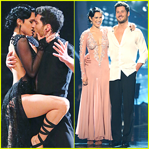 Rumer Willis & Val Chmerkovskiy Get Steamy On 'DWTS' - See Their Performance Pics!