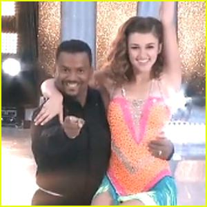 Sadie Robertson & Alfonso Ribiero Showcase Their Moves on Dancing with the Stars Finale - Watch Now!
