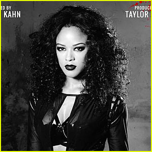 Serayah McNeill Signs Up For Taylor Swift's Bad Blood Video