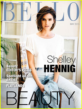 Shelley Hennig Says 'Teen Wolf' Is The Best of Both Worlds