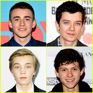 Charlie Rowe & Asa Butterfield Screen-Tested for 'Spider-Man' Reboot!