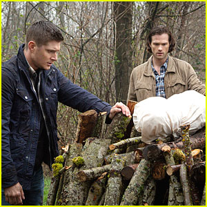 Dean & Sam Prepare For A Funeral On 'Supernatural' Tonight