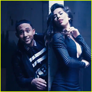 Tahj Mowry Just Wants to 'Flirt' in His New Music Video - Watch Now!