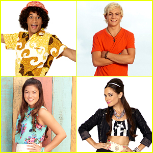 Teen Beach Movie 2 Outfits