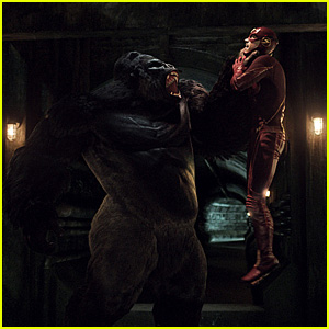 'The Flash' Faces Grodd on Tonight's New Episode!